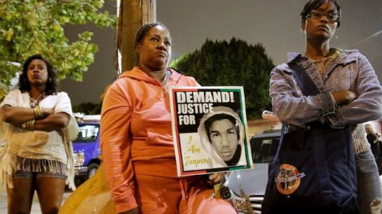 Protesters rally against Zimmerman verdict Reuters Photo
