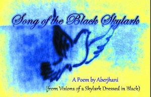Song of the Black Skylark (poem) by Aberjhani on AuthorsDen
