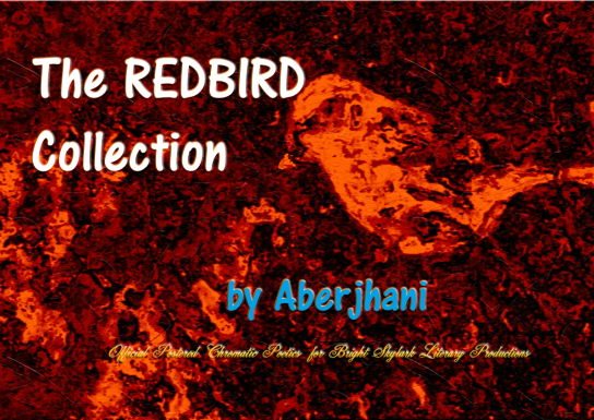 REDBIRD COLLECTION COVER ArtBy Aberjhani C2018